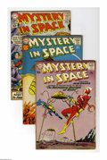 Silver Age (1956-1969):Science Fiction, Mystery in Space Group (DC, 1961-64) Condition: Average FN.Eleven-issue group lot includes #65, 67, 68 (first appearance of...(Total: 11 Comic Books)