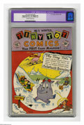 "Golden Age (1938-1955):Funny Animal, Tiny Tot Comics #5 (EC, 1946) CGC Apparent VF 8.0 Slight (P)Off-white to white pages. CGC notes: ""Restoration includes: sma..."