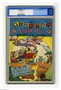 Golden Age (1938-1955):Funny Animal, Tiny Tot Comics #7 (EC, 1947) CGC FN 6.0 Cream to off-white pages.Overstreet 2005 FN 6.0 value = $60. CGC census 10/05: 1 i...