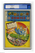 Golden Age (1938-1955):Funny Animal, Tiny Tot Comics #9 (EC, 1947) CGC VF- 7.5 Cream to off-white pages.Overstreet 2005 VF 8.0 value = $112. CGC census 10/05: 2...