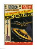 "Golden Age (1938-1955):Science Fiction, Weird Science-Fantasy #26 (EC, 1954) Condition: FN. Special FlyingSaucer Report issue, all incidents based on ""true"" storie..."