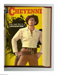 Silver Age (1956-1969):Western, Cheyenne #4-15 Bound Volume (Dell, 1957-60). These are Western Publishing file copies that have been trimmed and bound into ...
