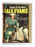 Silver Age (1956-1969):Western, Queen of the West, Dale Evans #15-22 Bound Volume (Dell, 1957-59).These are Western Publishing file copies that have been t...
