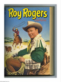 Golden Age (1938-1955):Western, Roy Rogers Comics #49-60 Bound Volume (Dell, 1952). These areWestern Publishing file copies that have been trimmed and boun...