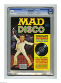 Magazines:Mad, Mad Disco #nn Gaines File pedigree (EC, 1980) CGC NM 9.4 Off-white to white pages. Includes Mad Disco record. Jack Rickard c...