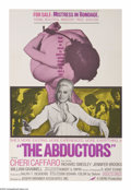 "Movie Posters:Action, The Abductors (Joseph Brenner Associates, 1972). One Sheet (27"" X 41""). This is the second picture featuring Ginger, the ""se..."