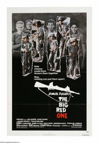 "The Big Red One (Lorimar, 1980). One Sheet (27"" X 41""). The story of a sergeant and the core members of his un..."