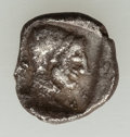 Ancients:Ancient Lots  , Ancients: GROUP LOTS. Greek. Lot of three (3) AR fractions.Fine-Choice VF.... (Total: 3 coins)