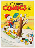 Golden Age (1938-1955):Cartoon Character, Walt Disney's Comics and Stories #29 (Dell, 1943) Condition: VG+....
