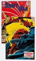 Golden Age (1938-1955):War, Our Army at War #73 and 74 Group (DC, 1958) Condition: AverageVG-.... (Total: 2 Comic Books)