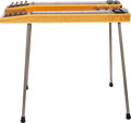 Musical Instruments:Lap Steel Guitars, Circa 1961 Gibson Console Grande Natural Lap Steel Guitar....