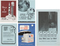 Explorers:Space Exploration, NASA Manned Flight Awareness Posters: Fifteen Different Originals,all Featuring Snoopy....
