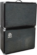 Musical Instruments:Amplifiers, PA, & Effects, Circa 1970s Ampeg VT-22 Black Guitar Amplifier, #15752019....(Total: 2 )