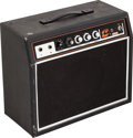 Musical Instruments:Amplifiers, PA, & Effects, Circa 1990s Stage 25 Black Guitar Amplifier....