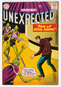 Silver Age (1956-1969):Science Fiction, Tales of the Unexpected #42 (DC, 1959) Condition: FN+....