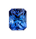 Gems:Faceted, Gemstone: Tanzanite - 44.19 Cts.. Merelani Hills, UmbaValley. Lelatema Mountains, Arusha Region.Tanzania. ...