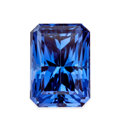Gems:Faceted, Gemstone: Tanzanite - 105 Cts.. Merelani Hills, Umba Valley. Lelatema Mountains, Arusha Region. Tanzania. ...