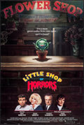 "Movie Posters:Musical, Little Shop of Horrors (Warner Brothers, 1986). One Sheet (27"" X 40.5"") James Ibuski Artwork. Musical.. ..."