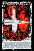 "Movie Posters:Horror, Resident Evil & Other Lot (Screen Gems, 2002). One Sheets (3)(27"" X 40""). DS Advance and Regular Style. Horror.. ... (Total: 3Items)"