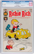Silver Age (1956-1969):Humor, Richie Rich #5 File Copy (Harvey, 1961) CGC NM 9.4 Off-whitepages....