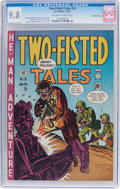Golden Age (1938-1955):War, Two-Fisted Tales #19 Gaines File Pedigree 9/10 (EC, 1951) CGC NM/MT9.8 Off-white to white pages....