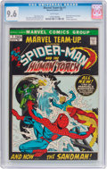 Bronze Age (1970-1979):Superhero, Marvel Team-Up #1 Spider-Man and the Human Torch (Marvel, 1972) CGC NM+ 9.6 White pages....