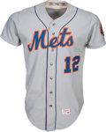 Baseball Collectibles:Uniforms, 1972 Ken Boswell Game Worn New York Mets Jersey. ...