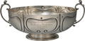 Miscellaneous Collectibles:General, 1967 The Saratoga Steeplechase Silver Trophy Presented to ...