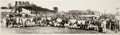 Miscellaneous Collectibles:General, 1940 Indianapolis 500 Panoramic Photograph, PSA/DNA Type 1....