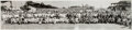 Miscellaneous Collectibles:General, 1953 Indianapolis 500 Panoramic Photograph, PSA/DNA Type 1....
