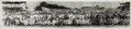 Miscellaneous Collectibles:General, 1954 Indianapolis 500 Panoramic Photograph, PSA/DNA Type 1....