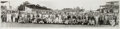 Miscellaneous Collectibles:General, 1955 Indianapolis Motor Speedway Panoramic Photograph....