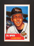 Autographs:Others, Cal Ripken Jr. Signed Lithograph....