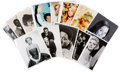 Movie/TV Memorabilia:Photos, A David Gest-Owned Group of Vintage Celebrity Photographs....