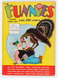Platinum Age (1897-1937):Miscellaneous, The Funnies #3 (Dell, 1936) Condition: VG/FN....