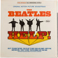 Music Memorabilia:Recordings, Beatles Help! Sealed Original Stereo Soundtrack LP (Capitol2386, 1965). ...