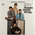 Music Memorabilia:Recordings, Beatles Yesterday and Today Sealed Original Stereo LP(Capitol ST 2553, 1966)....