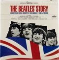 Music Memorabilia:Recordings, The Beatles Story Sealed Stereo LP (Capitol 2222, 1964). ...