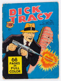 Golden Age (1938-1955):Crime, Four Color (Series One) #8 Dick Tracy (Dell, 1940) Condition: GD-....