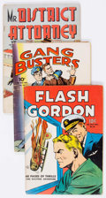 Golden Age (1938-1955):Miscellaneous, Four Color Group of 13 (Dell, 1942-45) Condition: Average GD.... (Total: 13 Comic Books)