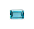 Gems:Faceted, Gemstone: Blue Zircon - 23.07 Cts.. Cambodia. ...