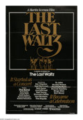 """Movie Posters:Documentary, The Last Waltz (United Artists, 1978). One Sheet (27"""" X 41""""). Perhaps the best concert film of all time, """"The Last Waltz"""" is..."""