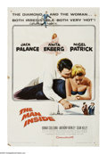 "Movie Posters:Adventure, The Man Inside (Columbia, 1958). One Sheet (27"" X 41""). AnitaEkberg, the bookkeeper for a jeweler, takes a precious gem and..."