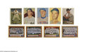 Baseball Cards:Lots, 1957 Topps Baseball Group Lot of 200. Group contains 200 uniquecards, no duplicates. Includes 68 cards from the scarce seri...