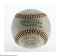 Autographs:Baseballs, 1963 Pittsburgh Pirates Team Signed Baseball. ONL (Giles) appearsto offer a full roster of players, though only thirteen r...