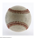 Autographs:Baseballs, 1971 Baltimore Orioles Team Signed Baseball. OAL (Cronin) ball fromthe American League Champs offers twenty-seven signatur...