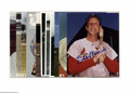 "Autographs:Photos, Stan Musial Signed Photographs Lot of 11. Stan the Man appears ineleven 8x10"" photos, no two the same! Each is signed in ..."