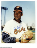 "Autographs:Photos, Baltimore Orioles Signed Photographs Lot of 15. The birds ofBaltimore check in on individually signed 8x10"" photos with fl..."