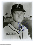 """Autographs:Photos, Philadelphia/Kansas City/Oakland Athletics Signed Photographs Lotof 30. Some really big names in this collection of 8x10"""" ..."""