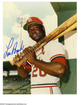 """Autographs:Photos, St. Louis Cardinals Photographs Lot of 127. Massive selection ofCardinals photos are uniformly 8x10"""" in size and signed in..."""